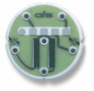Толстопленочные сенсоры на металлической/керамической мембране