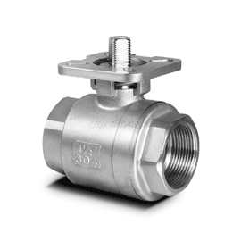 Двухсоставной шаровой клапан VALMA серии BAV-2P