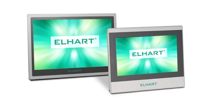 Колладж из панелей оператора ELHART ELP