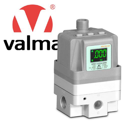 Новинка: электропневмопреобразователи VALMA